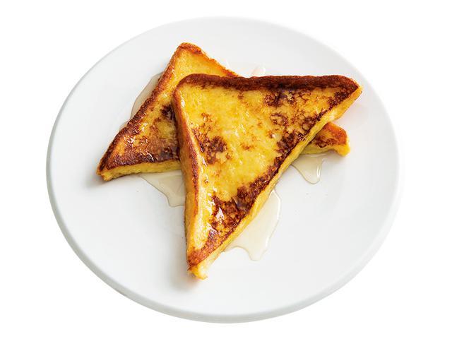 画像: 8枚切り食パンで 基本のフレンチトースト