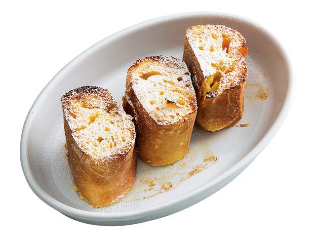 画像: バゲットで クリーミーフレンチトースト