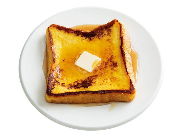 画像: 6枚切り食パンで 基本のフレンチトースト