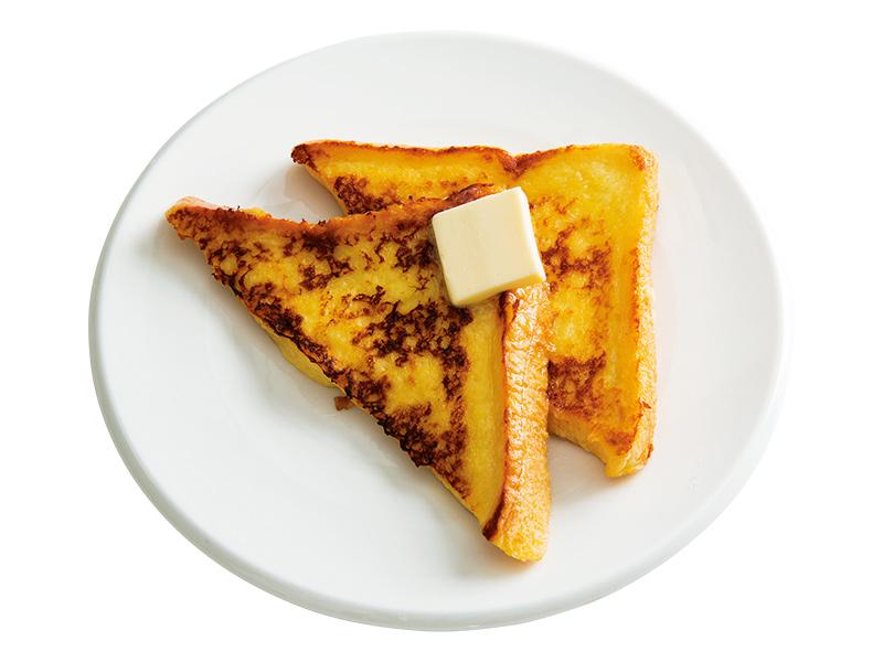 画像: 6枚切り食パンで 甘酒フレンチトースト