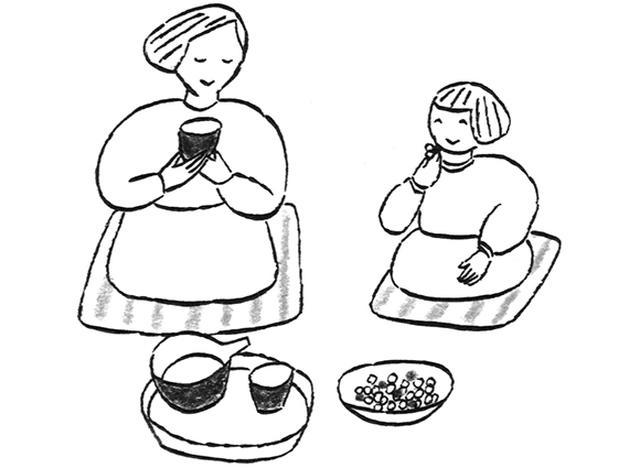 画像3: 室礼を行う流れ