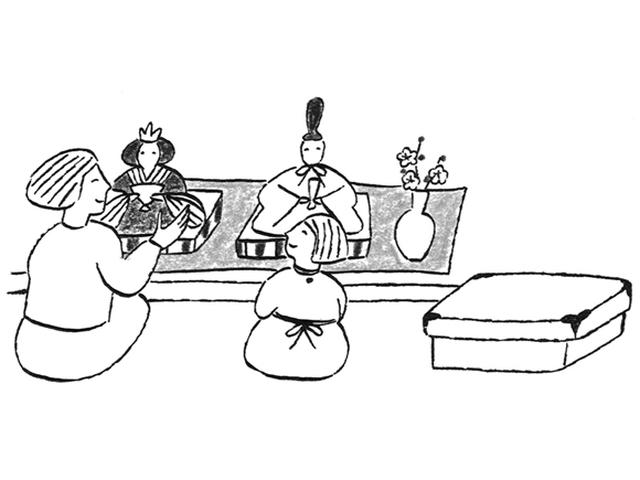 画像2: 室礼を行う流れ