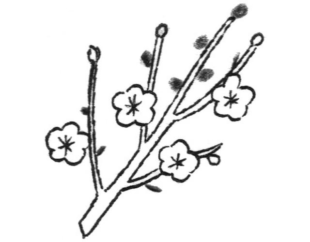 画像: 桃の花
