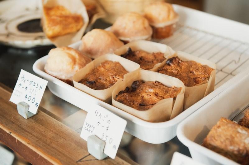 画像: 焼き菓子は季節替わり。素材の味が際立ち、どれもはっとするおいしさ