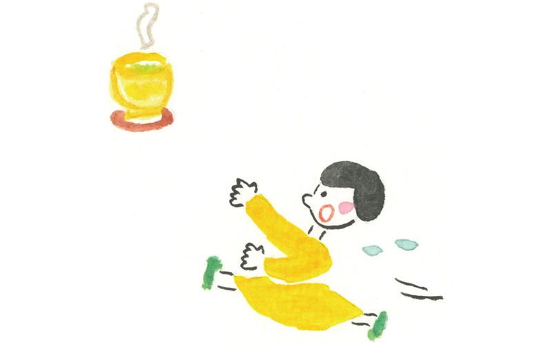 画像1: 朝茶は三里戻っても飲め