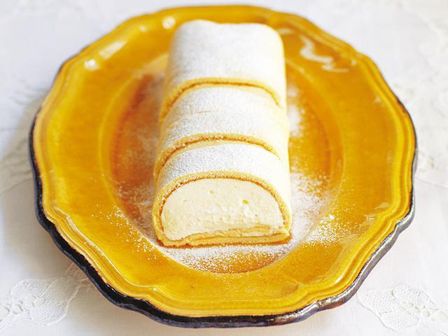画像: Brazo de gitano(ロールケーキ)のつくり方