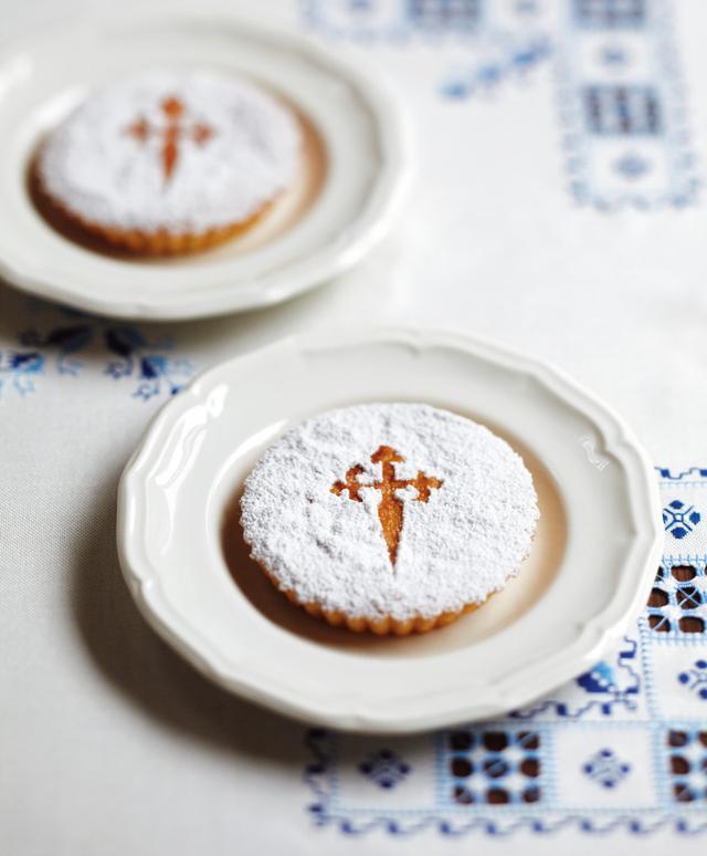 画像: Tarta de Santiago(サンティアゴのケーキ)のつくり方