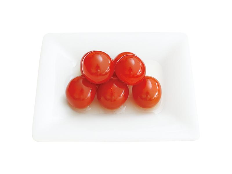 画像: ミニトマトの甘酢漬け
