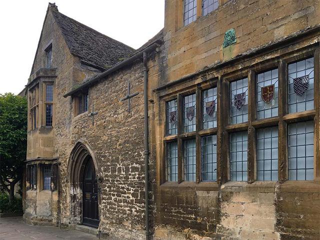 画像: 夫の姉の家は、14世紀に建てられた村で一番古い家