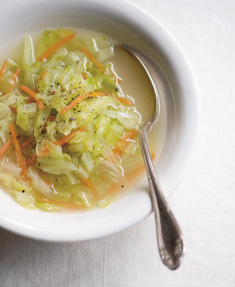 画像: 朝の体を整える 目覚めのスープ