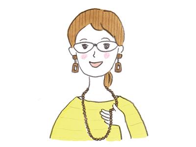 画像: 眼鏡スタイリスト 藤 裕美 さんに聞く 老眼鏡とのつきあい方