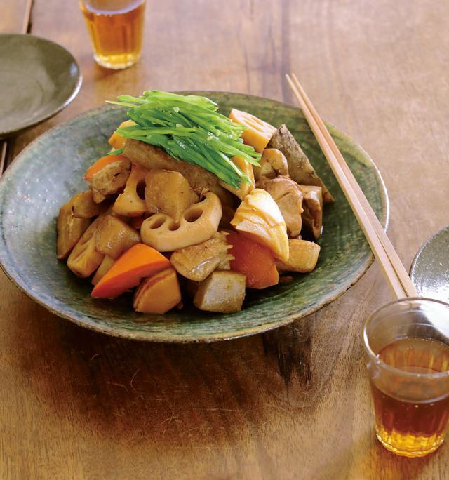画像: 飛田和緒 さん 煮物の基本