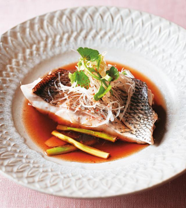 画像: 鯛の簡単酒蒸しのつくり方