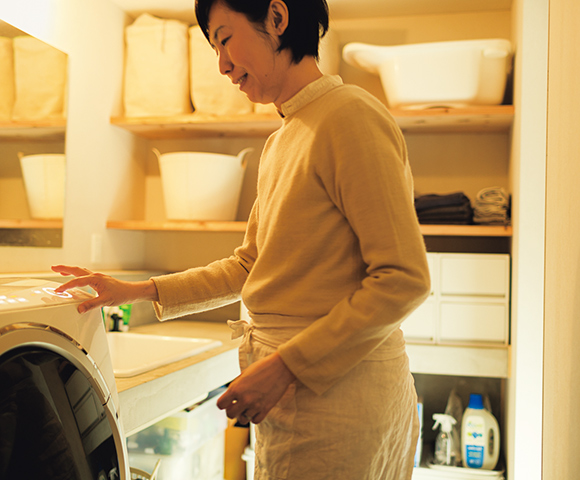 画像1: 5:10 洗濯機をまわす、お茶を沸かす、メールチェック