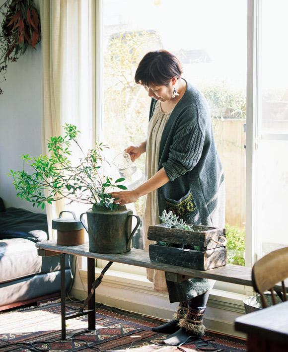 画像1: 4:20 植物や花の手入れ