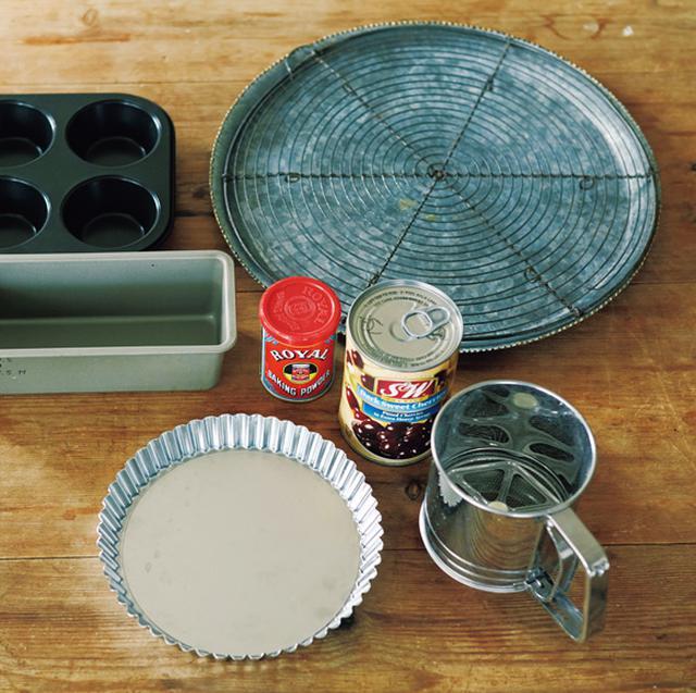 画像: 朝食にもなるお菓子づくり