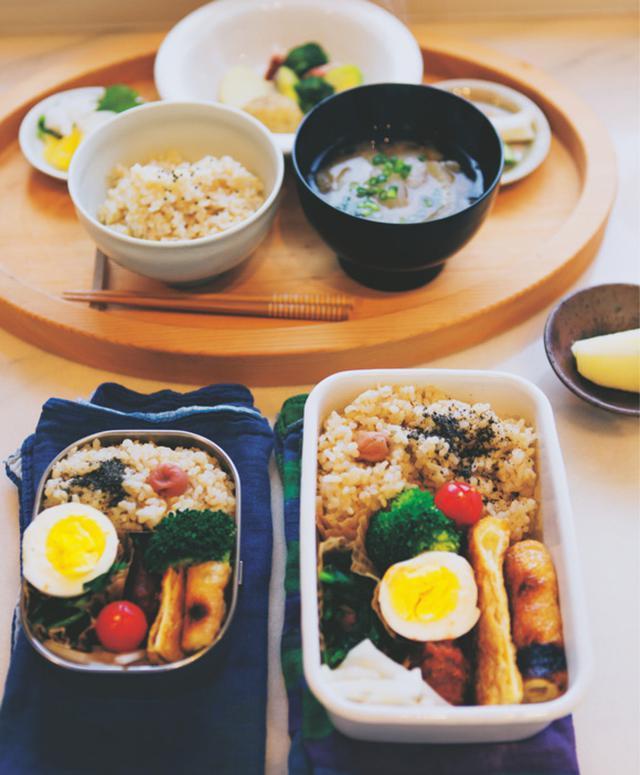 画像1: 7:00 朝食・お弁当の支度