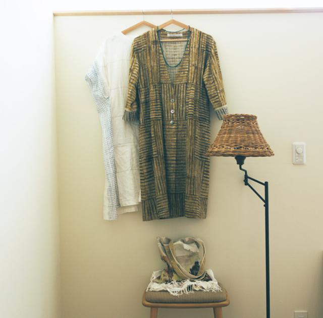 画像: 服や持ち物をあらかじめ準備