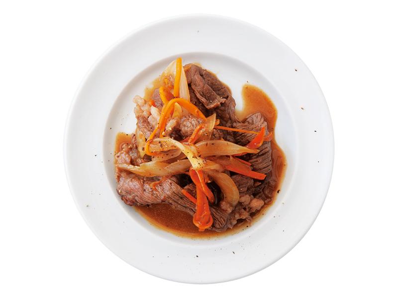 画像: 「基本の焼き肉」のレシピ