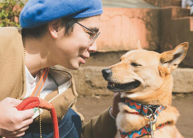 画像1: 片桐 仁さん、平澤まりこさん 保護犬と楽しむ暮らし