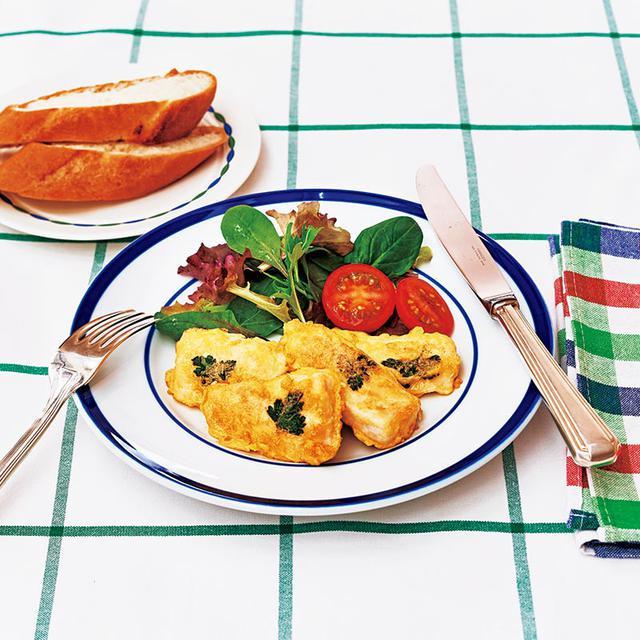 画像: 冷めてもおいしいので、よくお弁当に入っていたという思い出の料理。当時は、ホットプレートで焼いて、みんなであつあつをいただくこともあったそう