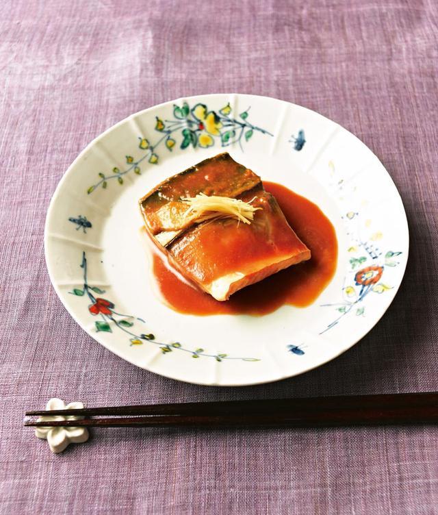 画像: さばの味噌煮
