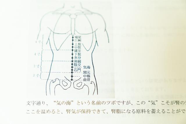 画像: 「お肌の健康には、下腹部がとても重要になります」(瀬戸先生)
