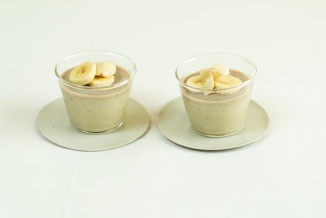 画像: 豆乳バナナプリンのつくり方