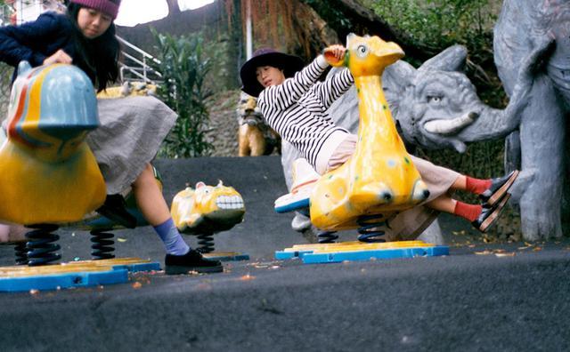 画像2: 基隆っ子なら誰もが通った「中正公園(ちゅうせいこうえん)」