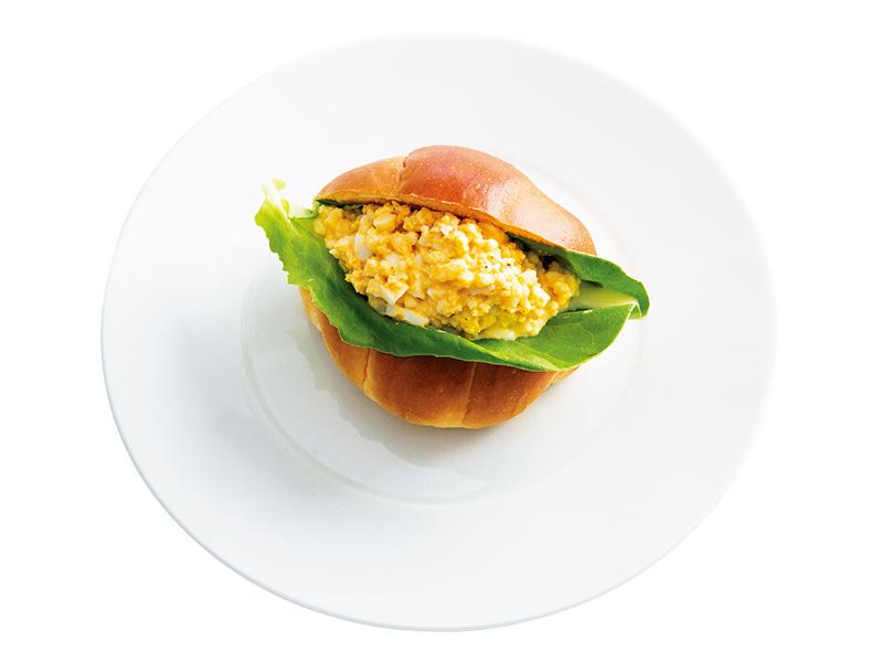 画像: 豆乳玉子サンド