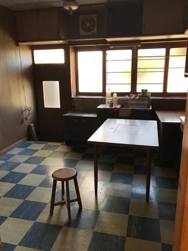 画像: 台所