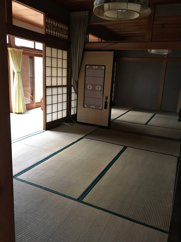画像: 一階和室