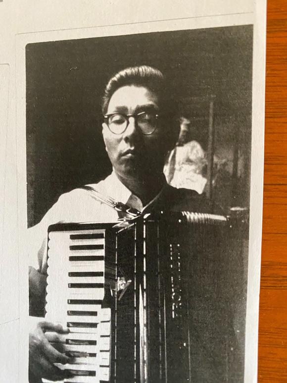 画像: 母方の祖父