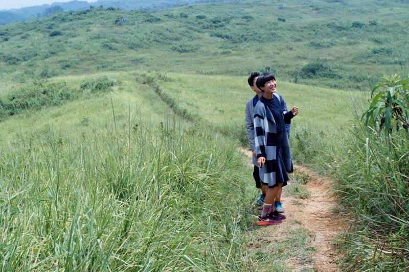 画像2: 大草原が広がる秘境「新化木架山草原(しんかもくかやま・そうげん)」