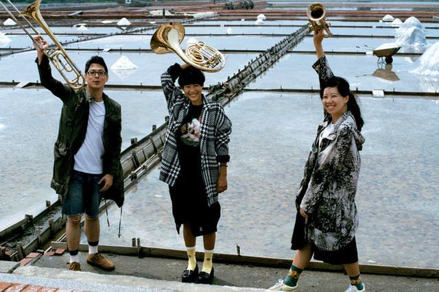 画像1: 現存する台湾最古の塩田!「井仔腳瓦盤鹽田(いこあしかわらぼん・えんでん)」