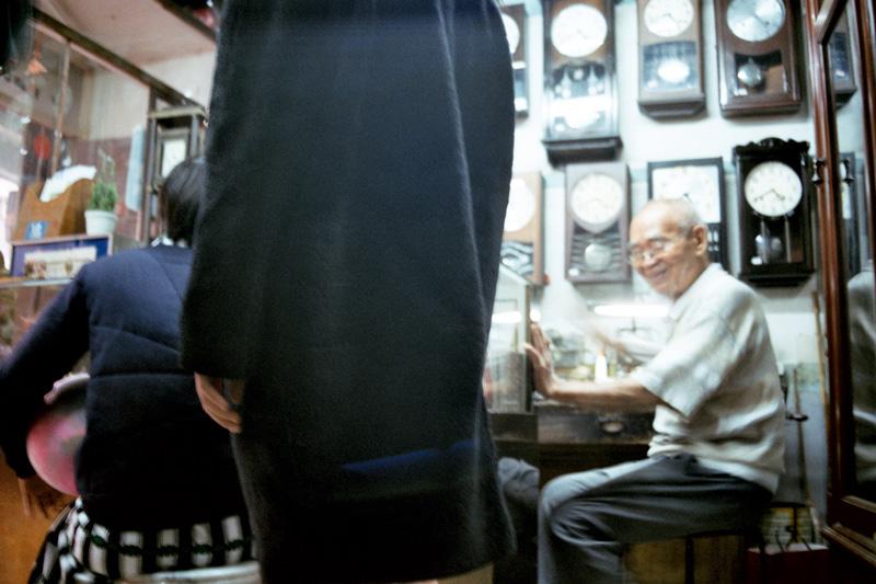 画像4: 古時計を愛するおじいさんのお店「瑞榮鐘錶店(みずえい・しょうひょうてん)」