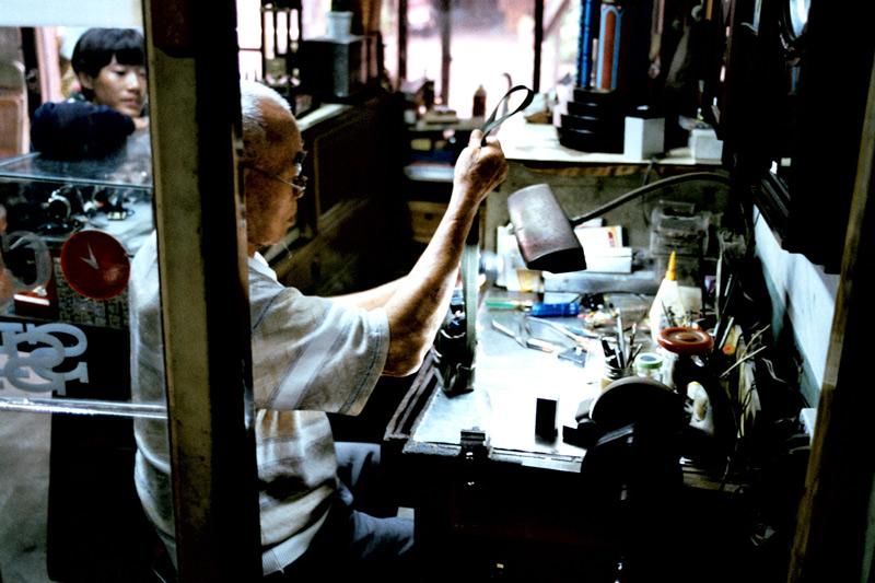 画像2: 古時計を愛するおじいさんのお店「瑞榮鐘錶店(みずえい・しょうひょうてん)」