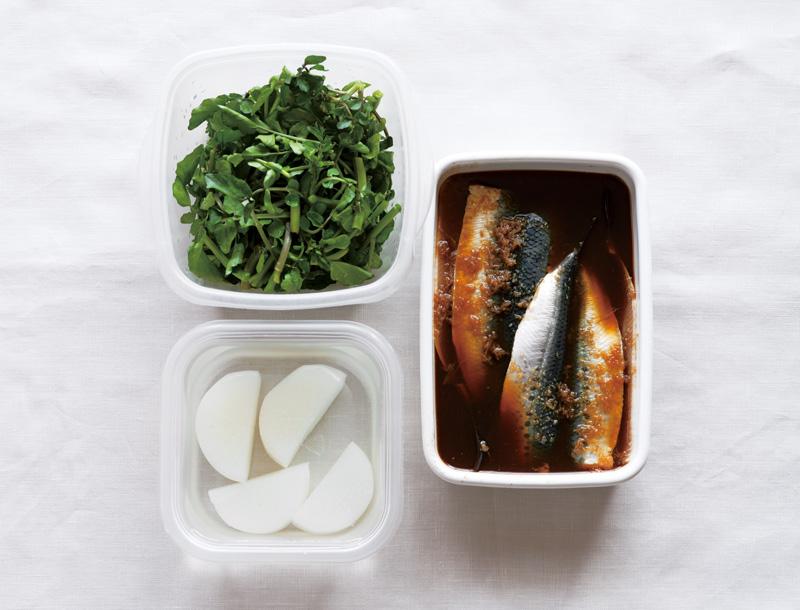 画像: ※朝「作り置き」した料理は冷蔵保存をして、その日のうちに食べ切ってください。