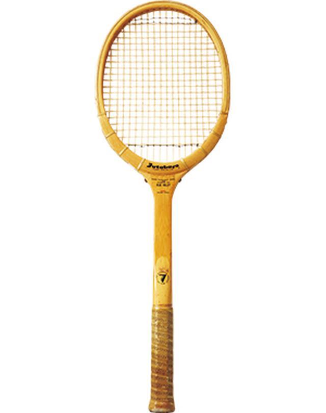 画像: テニスラケット