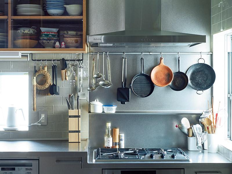 画像: ツレヅレハナコさん 理想を詰め込み、キッチンを建てました