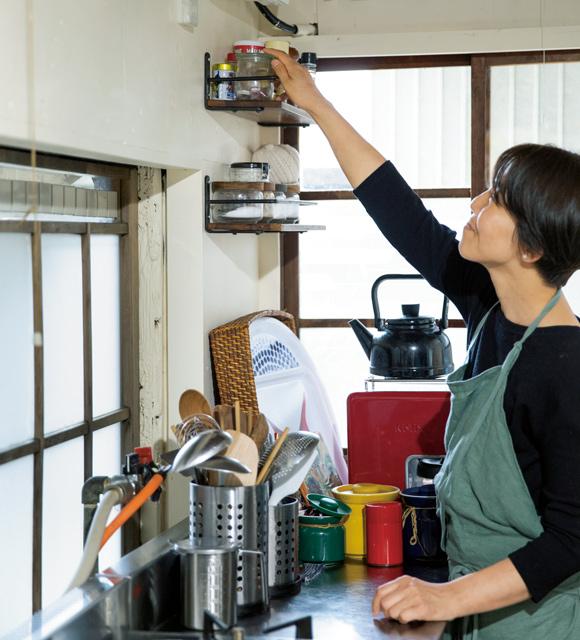 画像: タサン志麻さん 台所の「きれい」の段取り