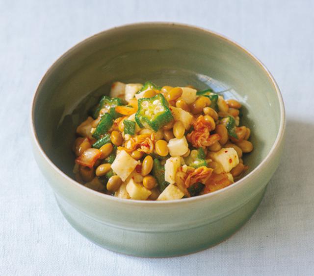画像: 腸と体がすっきりする大豆レシピ