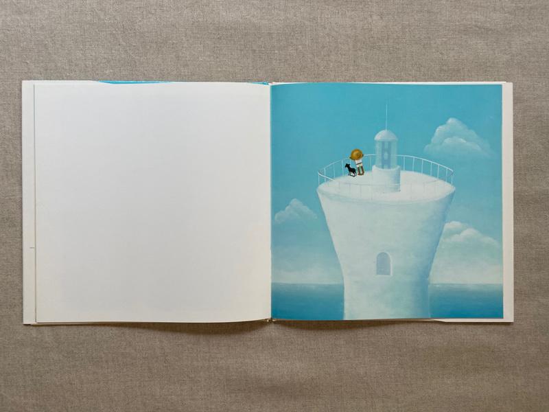 画像: 高い灯台の上からこうして海を見渡したら、どんなに気持ちがいいことでしょう。