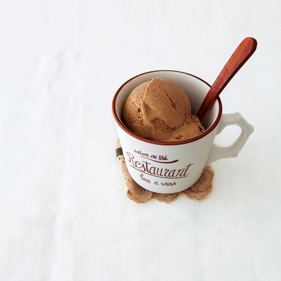 画像: コーヒースパイスのアイスクリームのレシピ