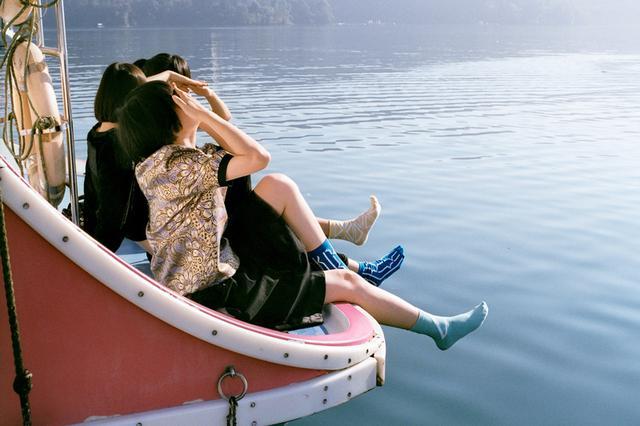 画像2: 水墨画のように美しい湖「日月潭(にちげつたん)」