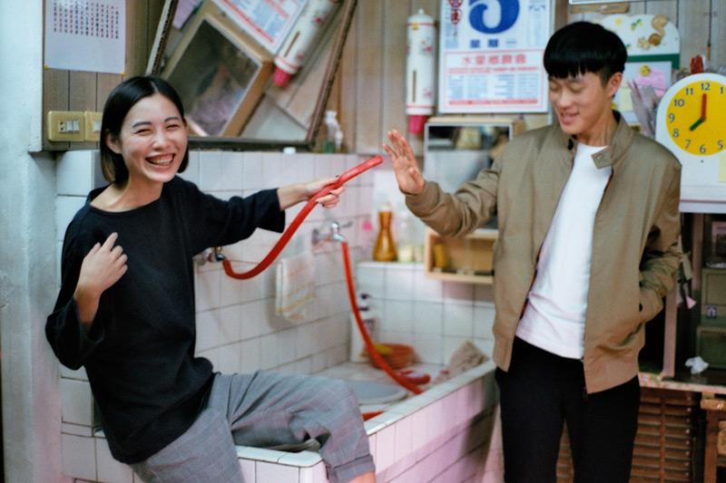 画像1: レトロな理髮店「阿郎師的店」
