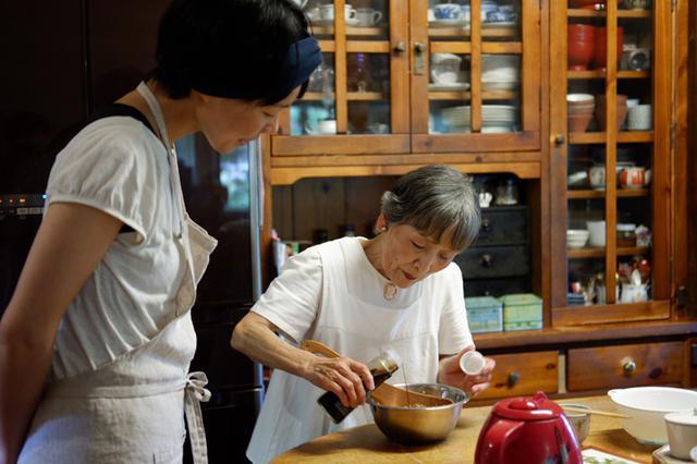 画像: (写真左から)「古民家 七代」米山永子さんと、寺岡亜希子さん
