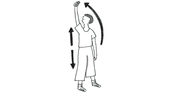 画像3: 〈肩の修正〉