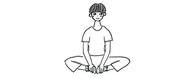画像4: 〈股関節の修正〉