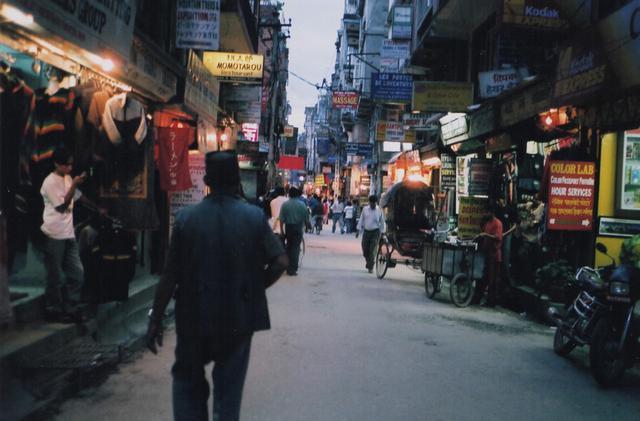 画像9: 村暮らし、まちあるき。 第17回 ネパール2004、旅の記憶をたどって|玉木美企子